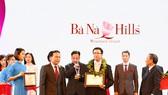Ba Na Hills Resort named top five resorts in VN