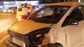 Say xỉn gây tai nạn liên hoàn khiến nhiều người hoảng sợ