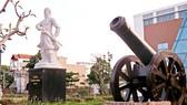 Đề nghị công nhận bộ sưu tập súng thần công Thành Điện Hải là bảo vật quốc gia
