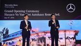 MBV nâng cấp đại lý Haxaco Võ Văn Kiệt