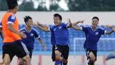 Đoạn kết đẹp của bóng đá TPHCM
