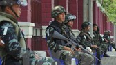 Thai police name suspect in deadly blasts