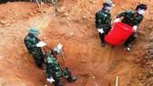 Xử lý thành công 43 thùng chất độc hóa học tại Kon Tum
