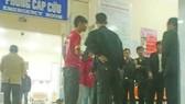 Nhiều cảnh sát bị thương khi bắt giữ nghi can tấn công kiểm lâm