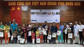 Amway Việt Nam: Giúp 100 trẻ An Giang tìm lại nụ cười