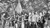 Bác Hồ chuẩn bị cho cuộc Cách mạng Tháng 8-1945