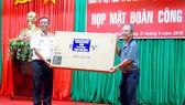 Đoàn đại biểu MTTQVN TPHCM thăm, tặng quà tại các đảo vùng biển Tây Nam