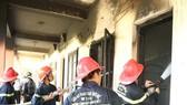 Hỏa hoạn tại ký túc xá sinh viên