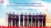 ASEAN và Trung Quốc thông qua quy tắc giải quyết tình huống khẩn cấp trên biển