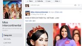 Có tên trên Fanpage chính thức Miss Intercontinental, Ngô Trúc Linh vẫn từ chối tham dự
