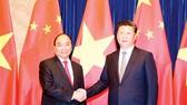 Việt Nam - Trung Quốc kết nối chiến lược phát triển