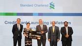 Standard Chartered ra mắt thẻ tín dụng ở Việt Nam