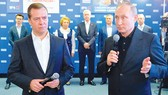 Sau bầu cử ở Đức, Nga: Nơi mong thay đổi, nơi muốn ổn định