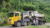 Lập tổ điều tra sự cố thủy điện sông Bung 2