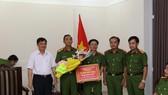 """Vụ giả khách trộm đồ ở khách sạn tại Đà Nẵng: Thưởng """"nóng"""" ban chuyên án"""