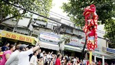 HCM City to host the 1st festival of kylin, lion and dragon dance performance