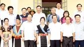 Đoàn công tác TPHCM thăm thủy điện Lai Châu