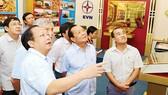 Đoàn công tác TPHCM thăm thủy điện Sơn La