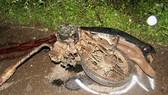 Ô tô đối đầu xe máy, 2 người tử vong