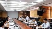 Công bố quyết định thanh tra PVC