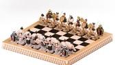 Bộ cờ vua in 3D giành giải nhất cuộc thi sáng tạo Việt