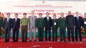Khánh thành Trung tâm hành động bom mìn Việt Nam
