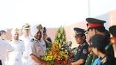 Tàu tuần tra của Lực lượng bảo vệ bờ biển Ấn Độ thăm Đà Nẵng