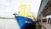 12bln steel boat delivered Quang Ngai fisherman