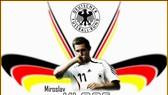 Chân dung huyền thoại bóng đá Đức: Miroslav Klose - Từ thợ mộc tới huyền thoại