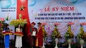 ĐH Đà Lạt trao bằng Tiến sĩ danh dự cho ông Johnathan Hạnh Nguyễn