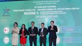 22 cá nhân và đơn vị nhận giải thưởng Công nghệ  thông tin  - Truyền thông TPHCM
