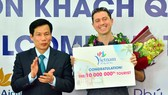Vietnam welcomes 10 millionth foreign visitor in Phu Quoc