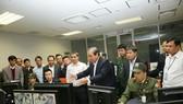 Tăng cường an ninh, an toàn Cảng hàng không quốc tế Nội Bài