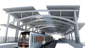 Đồng Nai chọn ngã tư Vũng Tàu để đặt ga trung tâm tuyến Metro