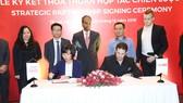 Generali Việt Nam và CMG.ASIA ký kết hợp tác chiến lược