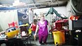 TPHCM khẩn trương khắc phục sự cố nước tràn bờ bao gây ngập nhà dân