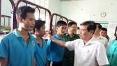 Lãnh đạo TPHCM thăm, chúc tết cán bộ và học viên cai nghiện tại ĐăkNông