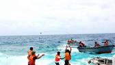 """Đội """"đặc nhiệm"""" ở đảo An Bang"""