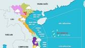 Nam Bộ có mưa, Nam Biển Đông gió giật cấp 6-7