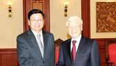 Giữ gìn, vun đắp, phát huy mối quan hệ đoàn kết đặc biệt Việt Nam - Lào