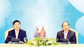 Việt - Lào đưa ra cơ chế mới trong điều phối thúc đẩy quan hệ hợp tác