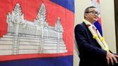 Ông Sam Rainsy đề nghị để vợ mình làm Chủ tịch đảng CNRP