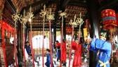Hát sắc bùa Phú Lễ trở thành Di sản văn hóa phi vật thể quốc gia