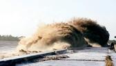 Đê kè miền Tây rung rinh trước sóng dữ