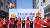 Tập đoàn Đất Xanh khánh thành và bàn giao nhà dự án Luxcity trước thời hạn