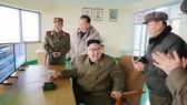 Triều Tiên thử động cơ tên lửa đẩy mới