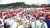 Herbalife Việt Nam hưởng ứng Ngày chạy Olympic 2017