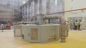 Tổ máy số 2 Thủy điện Trung Sơn hòa lưới điện Quốc gia