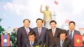 Tăng cường hợp tác TPHCM và tỉnh Xiangkhouang, Lào