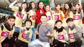 Hoàng Bách dẫn nhóm P336 sang Nhật biểu diễn